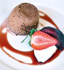 Chocolate Fondant - Recepie