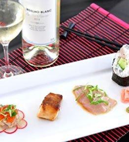 Japanese Kingfish Plate - Recepie