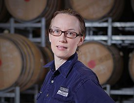 Jessica Ferguson - Chemist & Assistant Winemaker