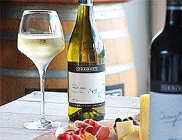 sirromet winery menu