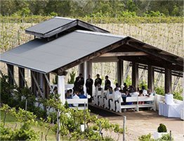 sirromet winery weddings