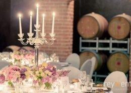 Sirromet Weddings Barrel Hall 2